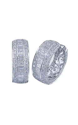 JB Star Diamond Earrings 0695-033 product image