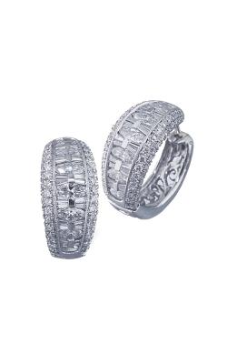 JB Star Diamond Earrings 0532-001 product image