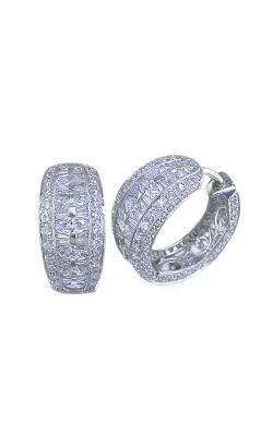 JB Star Diamond Earrings 0551-052 product image