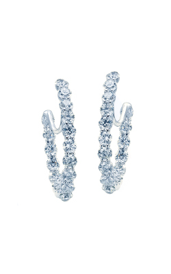 JB Star Diamond Earrings 2125-001 product image