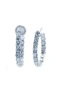 JB Star Diamond Earrings 2450-001 product image