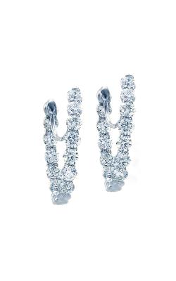 JB Star Diamond Earrings 2525-001 product image