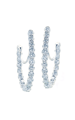 JB Star Diamond Earrings 2560-001 product image