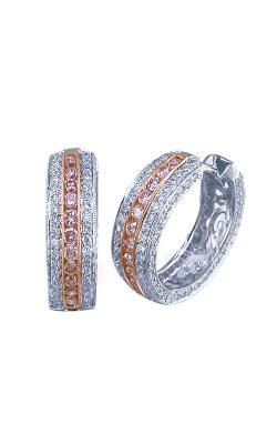 JB Star Diamond Earrings 0446-039 product image
