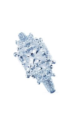 JB Star 3-Stone Classic Diamond 0744-001 product image