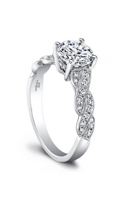 Jeff Cooper Arabesque Collection Engagement Ring 1613 product image