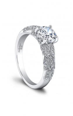 Jeff Cooper Arabesque Collection Engagement Ring 1629RD product image