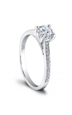 Jeff Cooper Tandem Collection Engagement Ring 1504RDLW product image