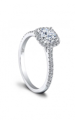 Jeff Cooper Tandem Collection Engagement Ring 2608RD product image