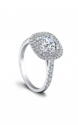 Jeff Cooper Tandem Collection Engagement Ring 1612RD product image