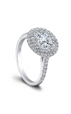 Jeff Cooper Tandem Collection Engagement Ring 1626RD product image
