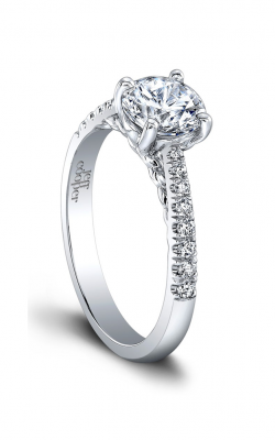 Jeff Cooper Arabesque Collection Engagement Ring 1532 product image