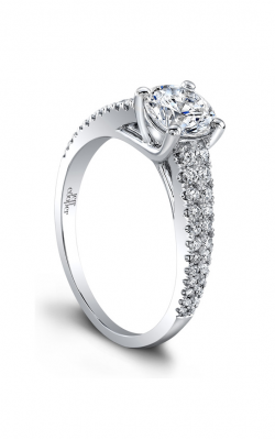 Jeff Cooper Arabesque Collection Engagement ring 1533 product image