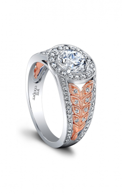 Jeff Cooper Laurel Collection Engagement Ring 1520 product image