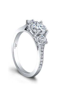 Jeff Cooper Classic Collection Engagement ring 1641 product image