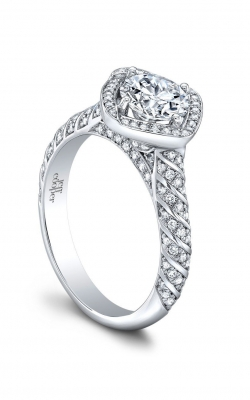 Jeff Cooper Lumiere Collection Engagement Ring 3361-RD product image