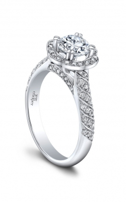 Jeff Cooper Lumiere Collection Engagement Ring 3363-RD product image