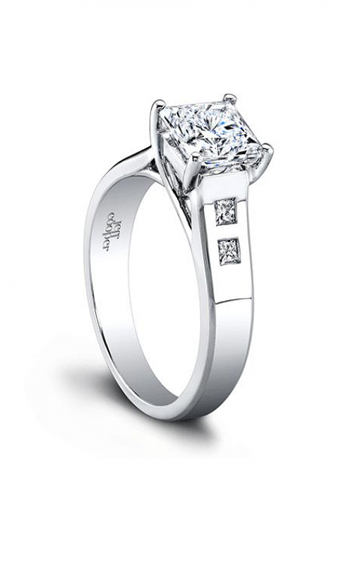 Jeff Cooper Ever Collection Engagement ring 2964P product image