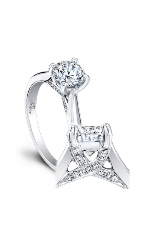 Jeff Cooper Grace Collection Engagement ring 1702 product image