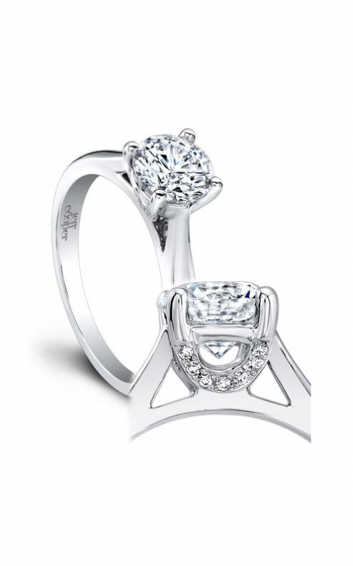 Jeff Cooper Grace Collection Engagement ring 1703 product image