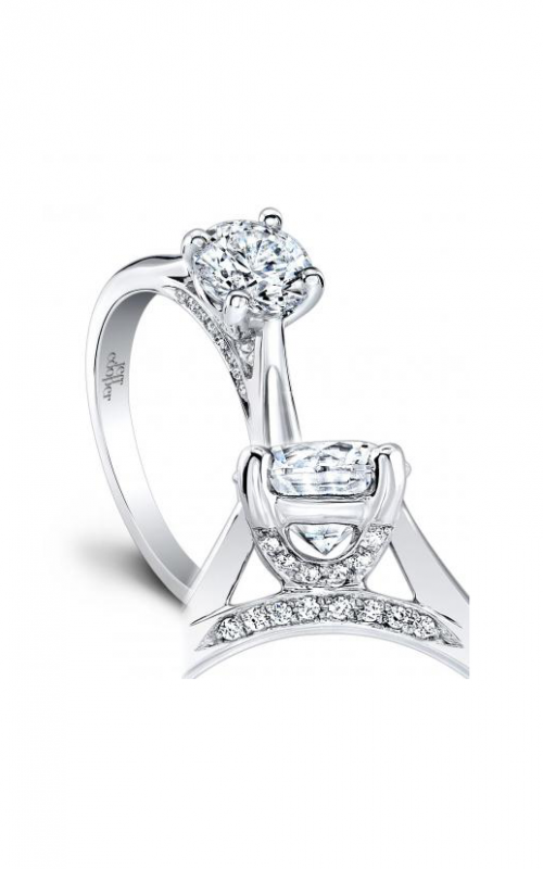 Jeff Cooper Grace Collection Engagement ring 1704 product image