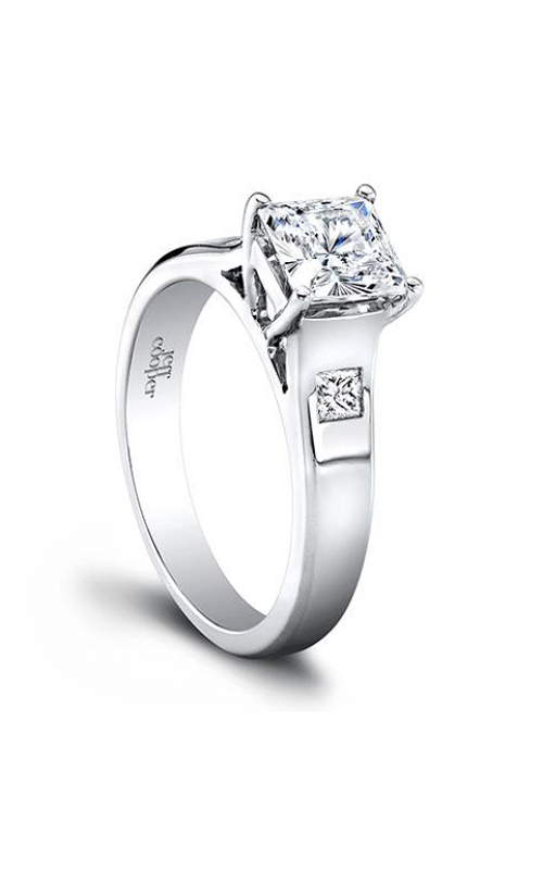 Jeff Cooper Classic Collection Engagement ring 3145P product image