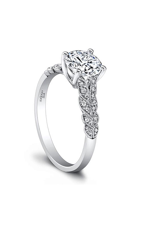 Jeff Cooper Laurel Collection Engagement ring 1606 product image