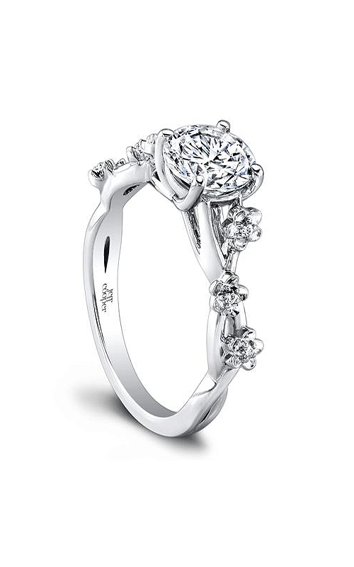 Jeff Cooper Laurel Collection Engagement ring 1614 product image