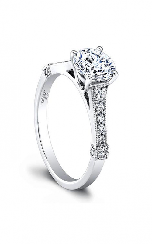 Jeff Cooper Heirloom Collection Engagement ring 1600 product image