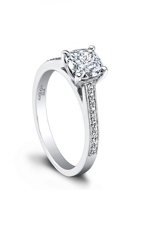 Jeff Cooper Heirloom Collection Engagement ring 1602CU product image