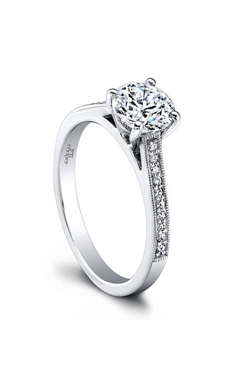 Jeff Cooper Heirloom Collection Engagement ring 1602RD product image
