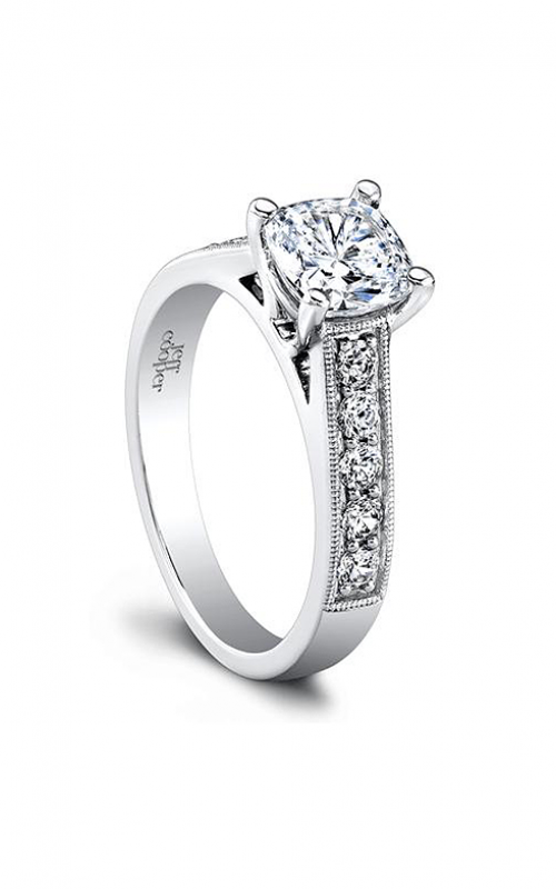 Jeff Cooper Heirloom Collection Engagement ring 1603CU product image