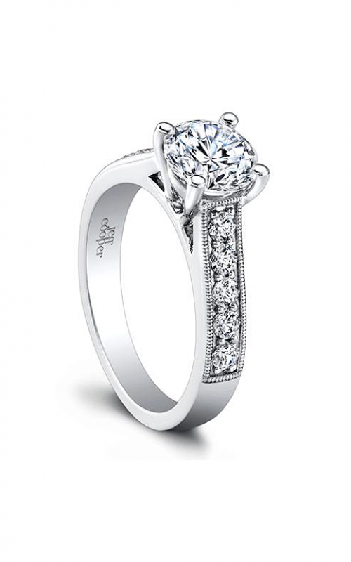 Jeff Cooper Heirloom Collection Engagement ring 1603RD product image