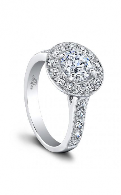 Jeff Cooper Heirloom Collection Engagement ring 1631RD product image