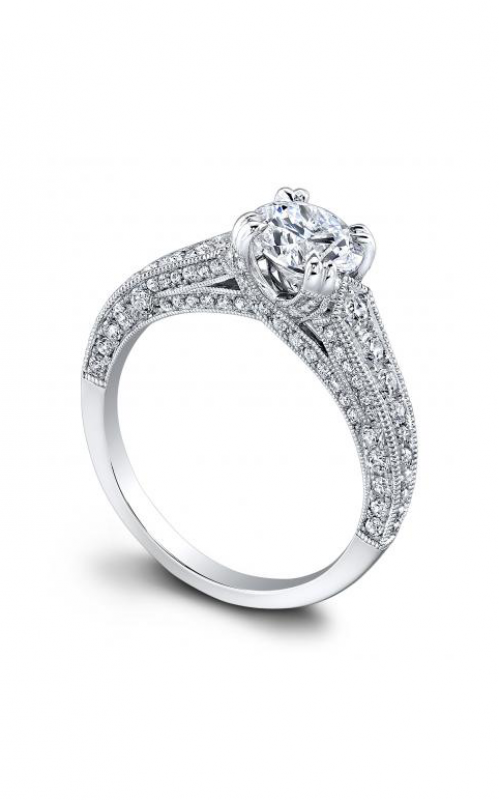 Jeff Cooper Heirloom Collection Engagement ring 1637RD product image