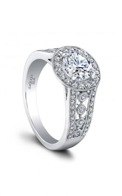Jeff Cooper Heirloom Collection Engagement ring 1628RD product image