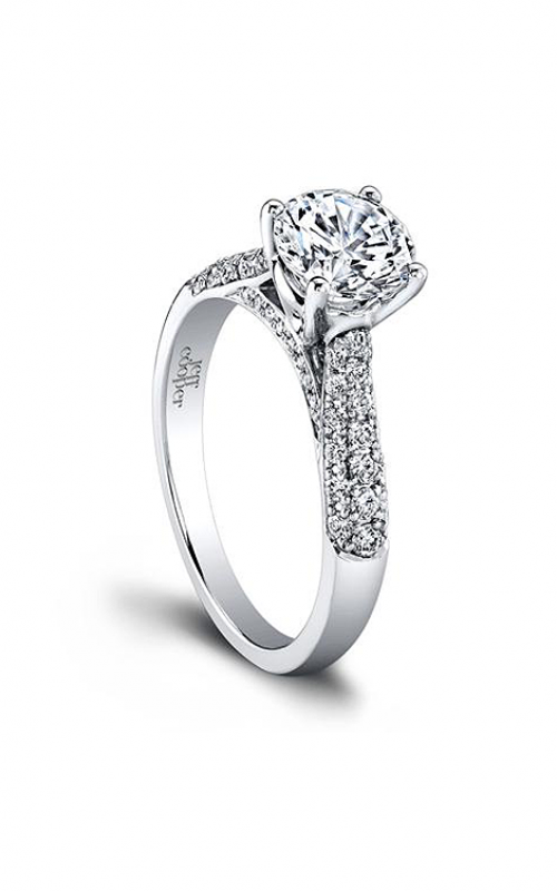 Jeff Cooper Tandem Collection Engagement ring 1500 product image