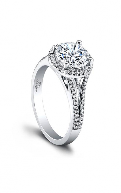 Jeff Cooper Tandem Collection Engagement ring 1502 product image