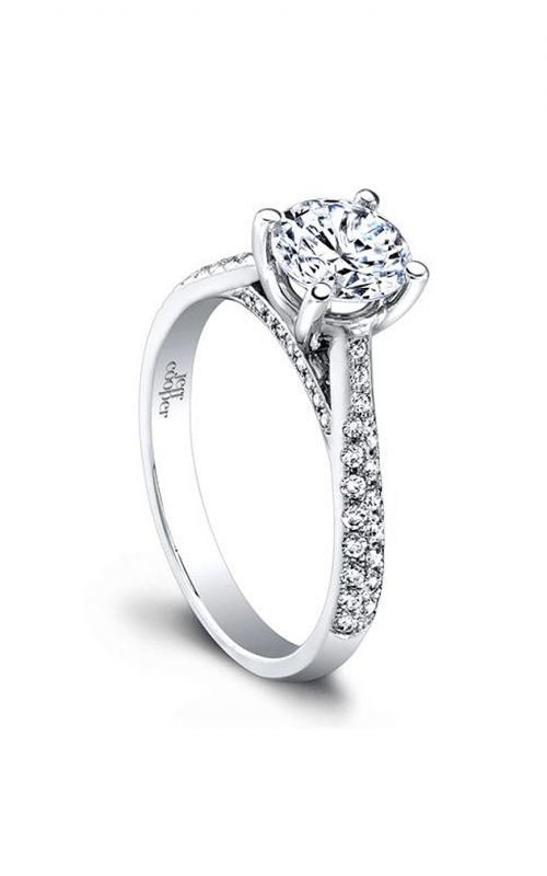 Jeff Cooper Tandem Collection Engagement ring 1505 product image