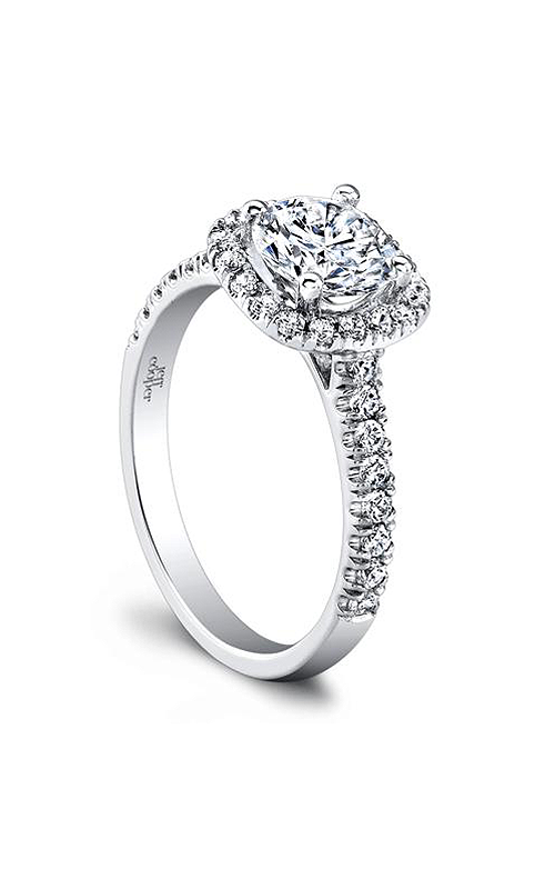 Jeff Cooper Tandem Collection Engagement ring 1608RD product image