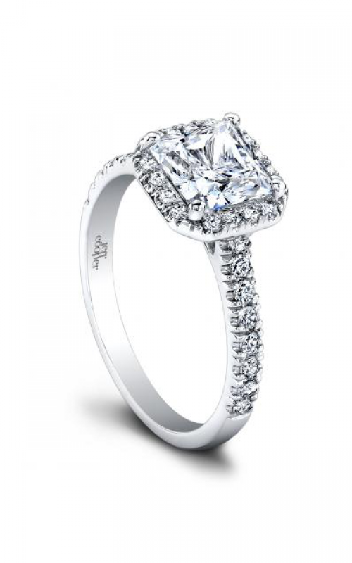 Jeff Cooper Tandem Collection Engagement ring 1608OCT product image