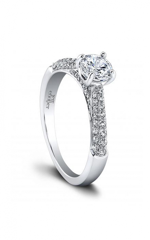 Jeff Cooper Tandem Collection Engagement ring 1500RDLW product image