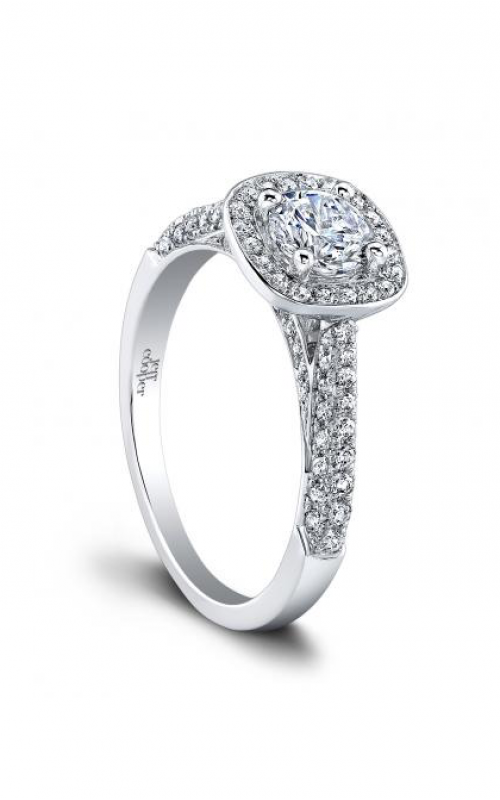 Jeff Cooper Tandem Collection Engagement ring 1550CU product image