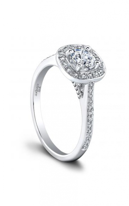 Jeff Cooper Tandem Collection Engagement ring 1554RD product image