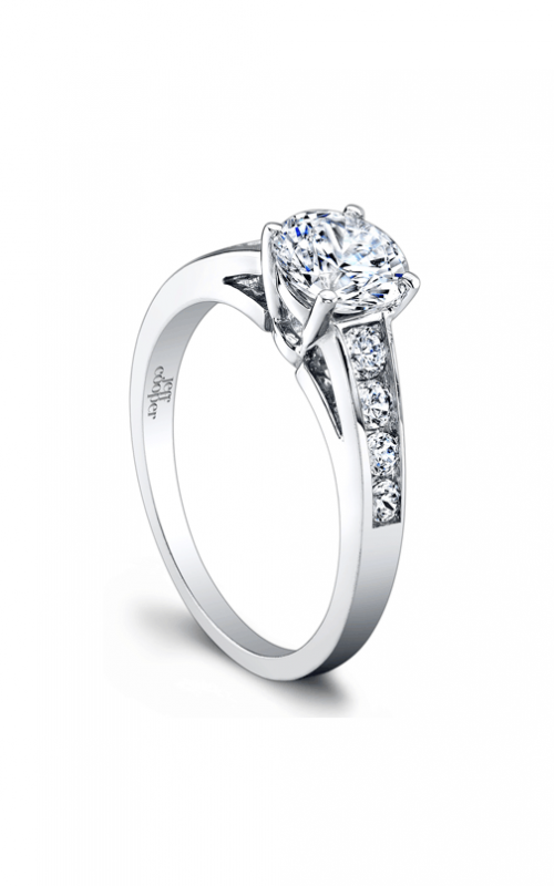 Jeff Cooper Nikole Collection Engagement ring 3280 product image