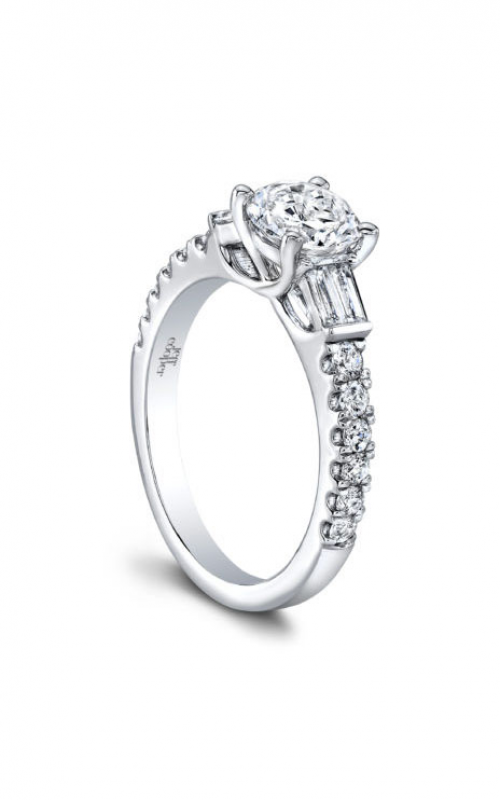 Jeff Cooper Classic Collection Engagement ring 1646 product image