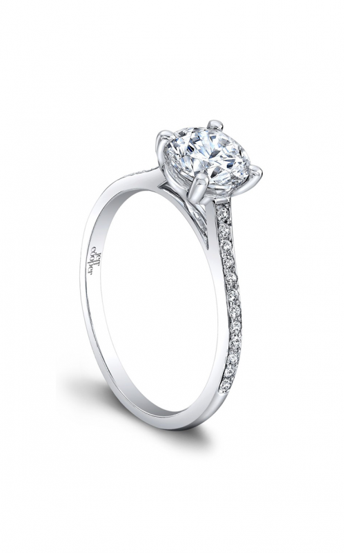 Jeff Cooper Classic Collection Engagement ring 3327 product image