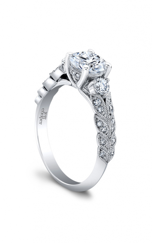 Jeff Cooper Laurel Collection Engagement ring 3333 product image