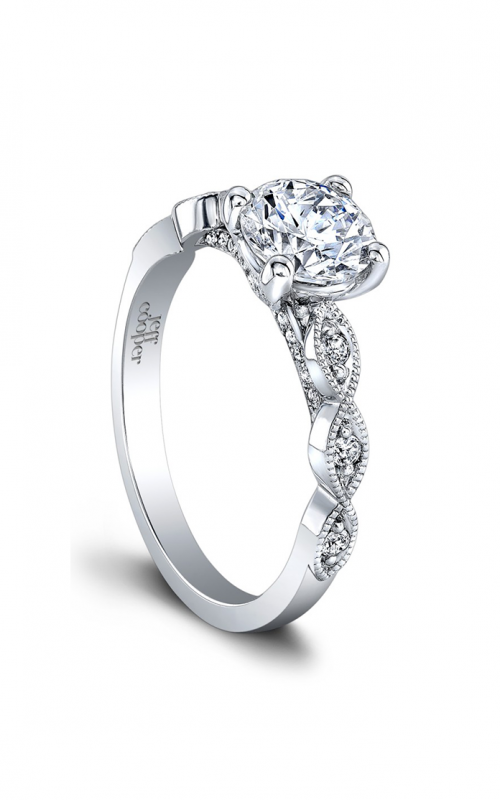 Jeff Cooper Laurel Collection Engagement ring 1524 product image