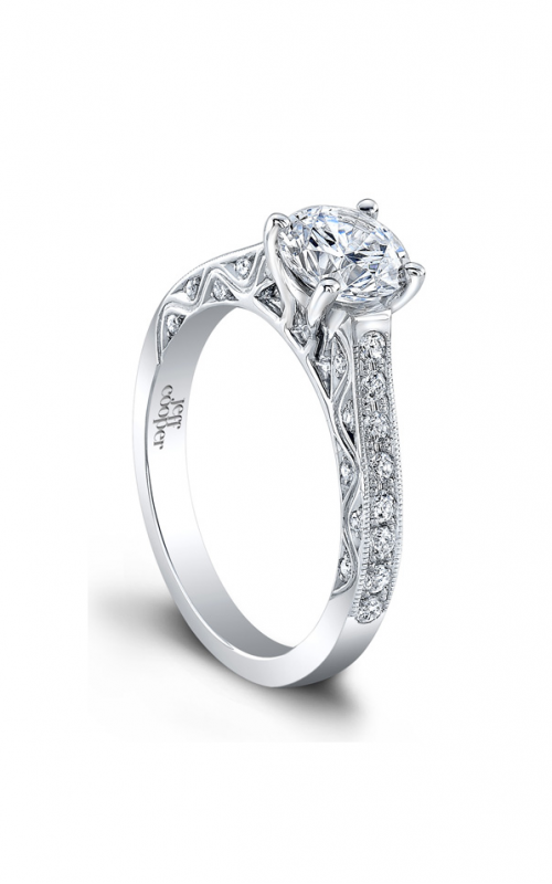 Jeff Cooper Heirloom Collection Engagement ring 3351 product image